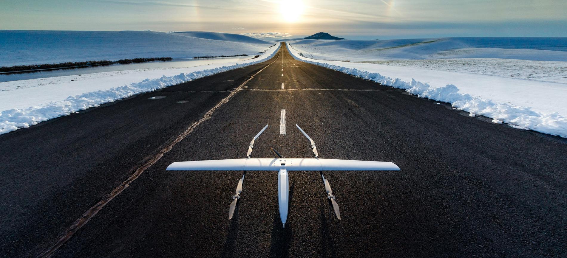Hybrid_Project_VTOl_UAV